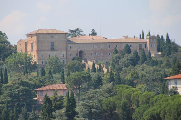 Klasztor w Perugii