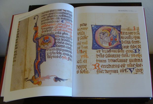 Księga z iluminacjami