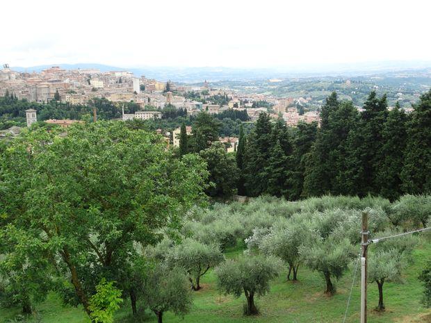 Perugia Klasztor