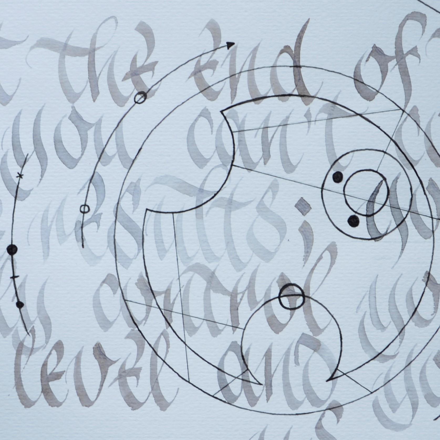 podstawowy kurs kaligrafii